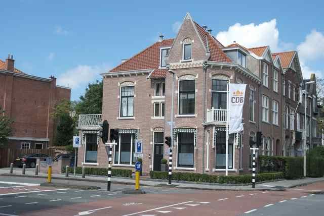 Kantoor CDB Makelaars, Tempeliersstraat Haarlem