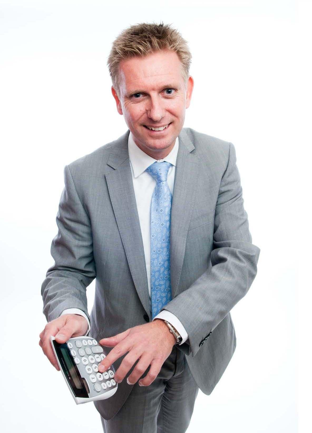 Jeroen Pere-hypotheekadviseur Huis&Hypotheek Nijmegen