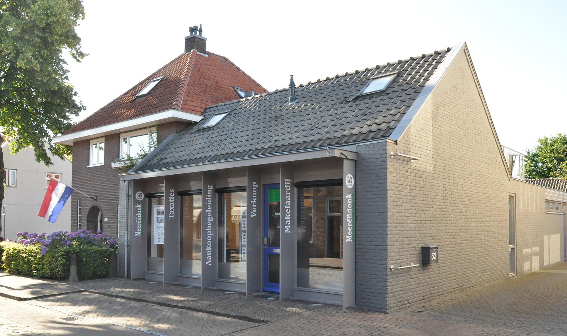 Kantoor Vestiging Van de Meerendonk Makelaars-/Hypotheekkantoor BV
