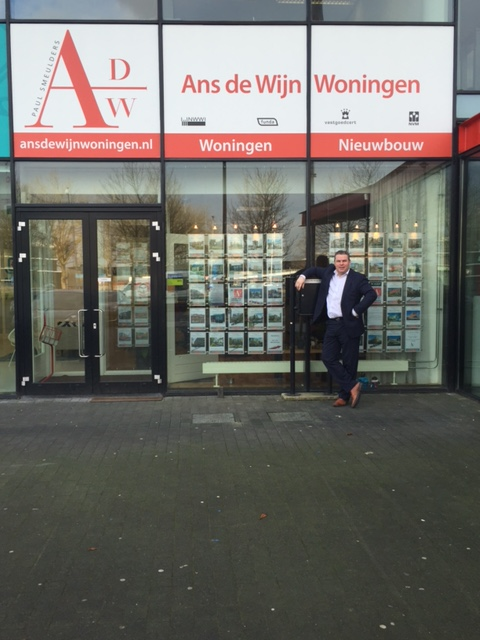 Kantoor Vestiging Ans de Wijn Woningen b.v.