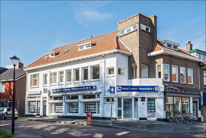 Kantoor Vestiging Weeda & Jellema Makelaardij b.v.