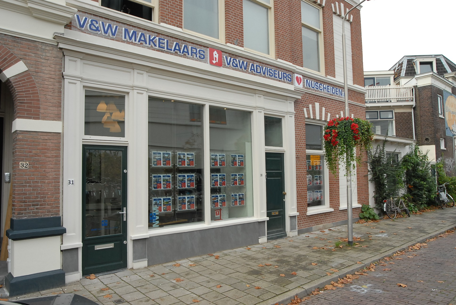 Kantoor Vestiging V & W Makelaars Delft