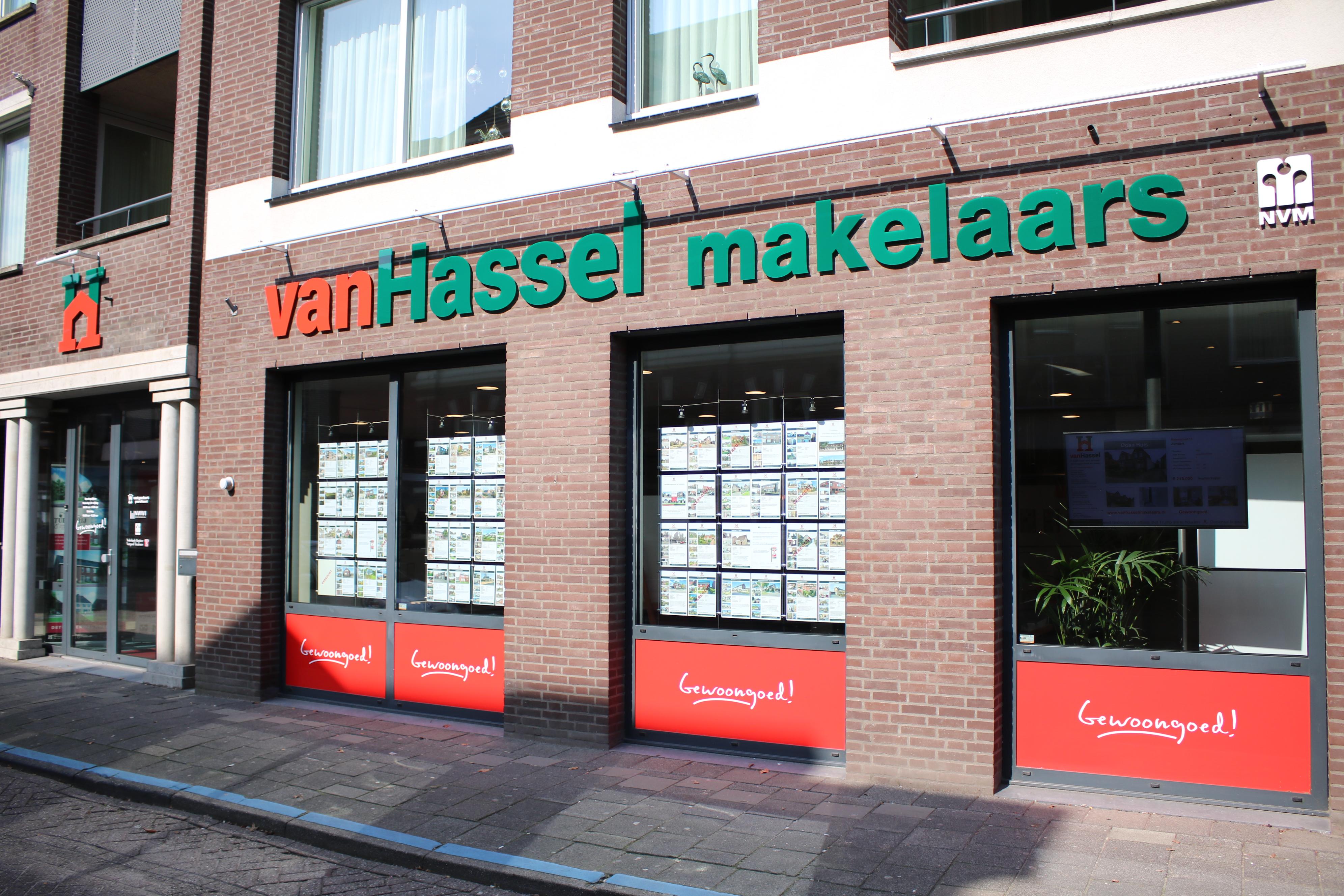 Kantoor Vestiging Van Hassel makelaars o.g.