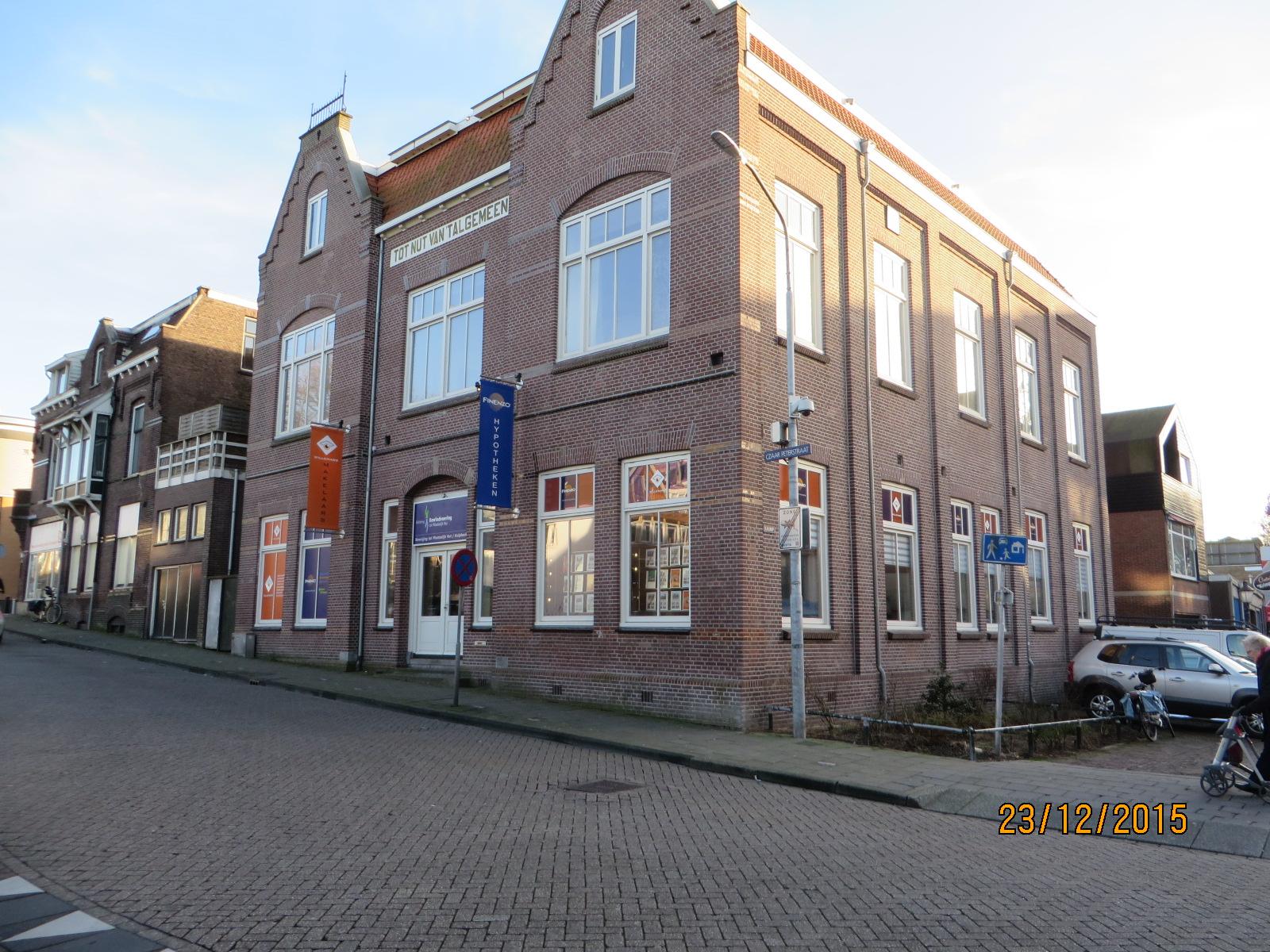 Kantoor Vestiging Willemars makelaars