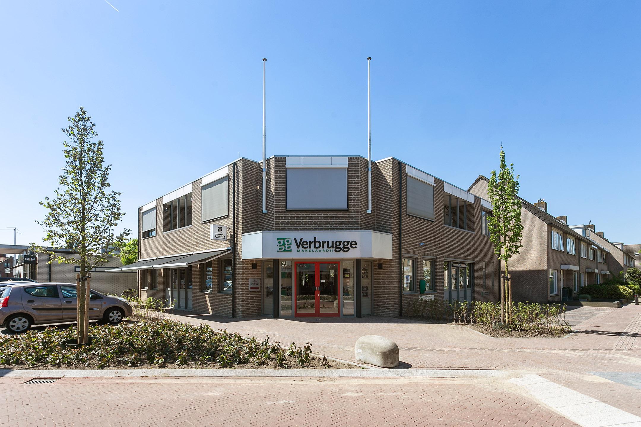 Kantoor Vestiging Verbrugge Raamsdonksveer