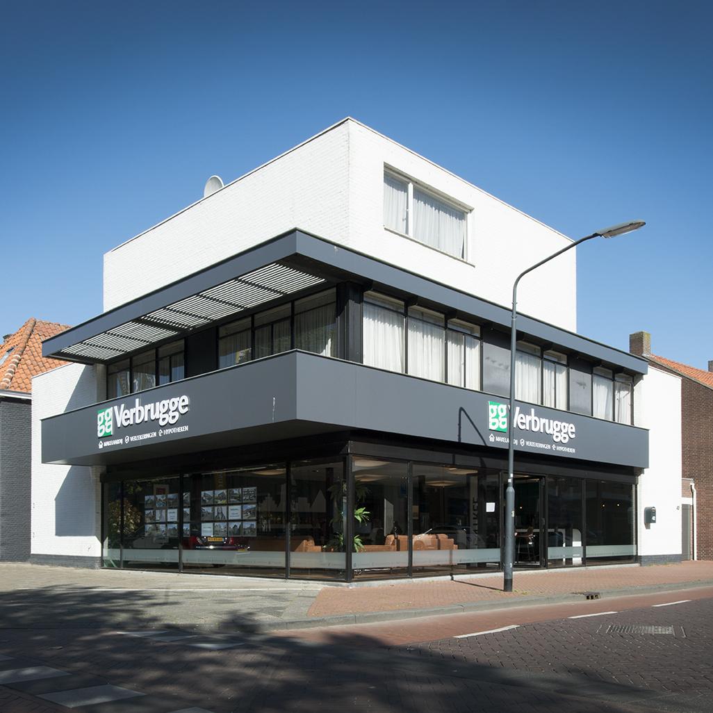 Kantoor Vestiging Verbrugge Oosterhout