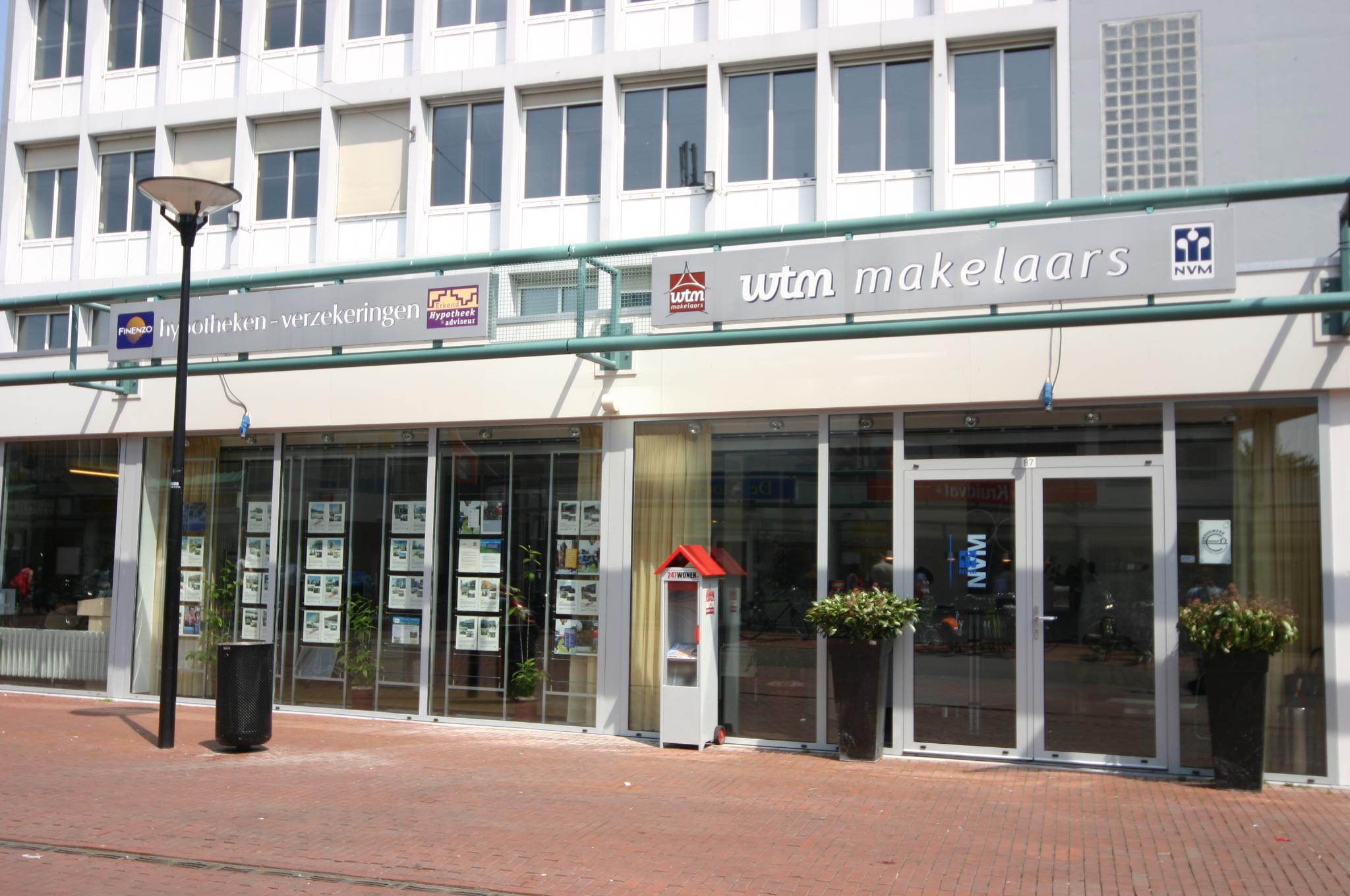 Kantoor Vestiging WTM Makelaars Amsterdam