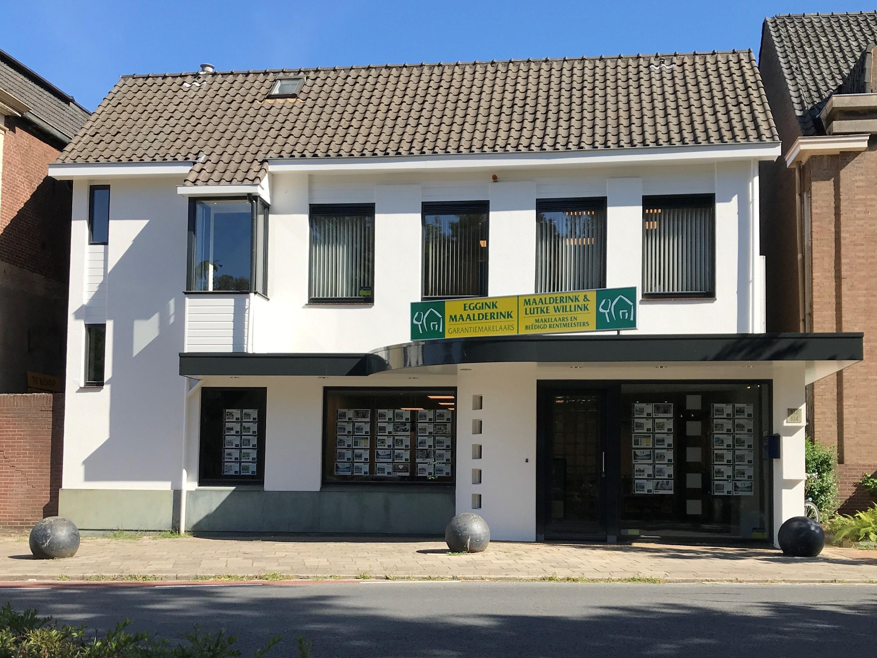 Kantoor Vestiging Maalderink & Lutke Willink