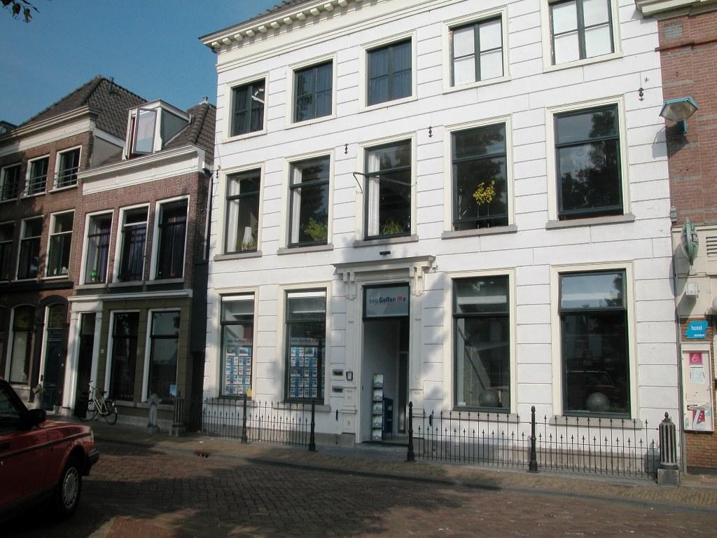 Kantoor Vestiging Van Geffen Makelaardij