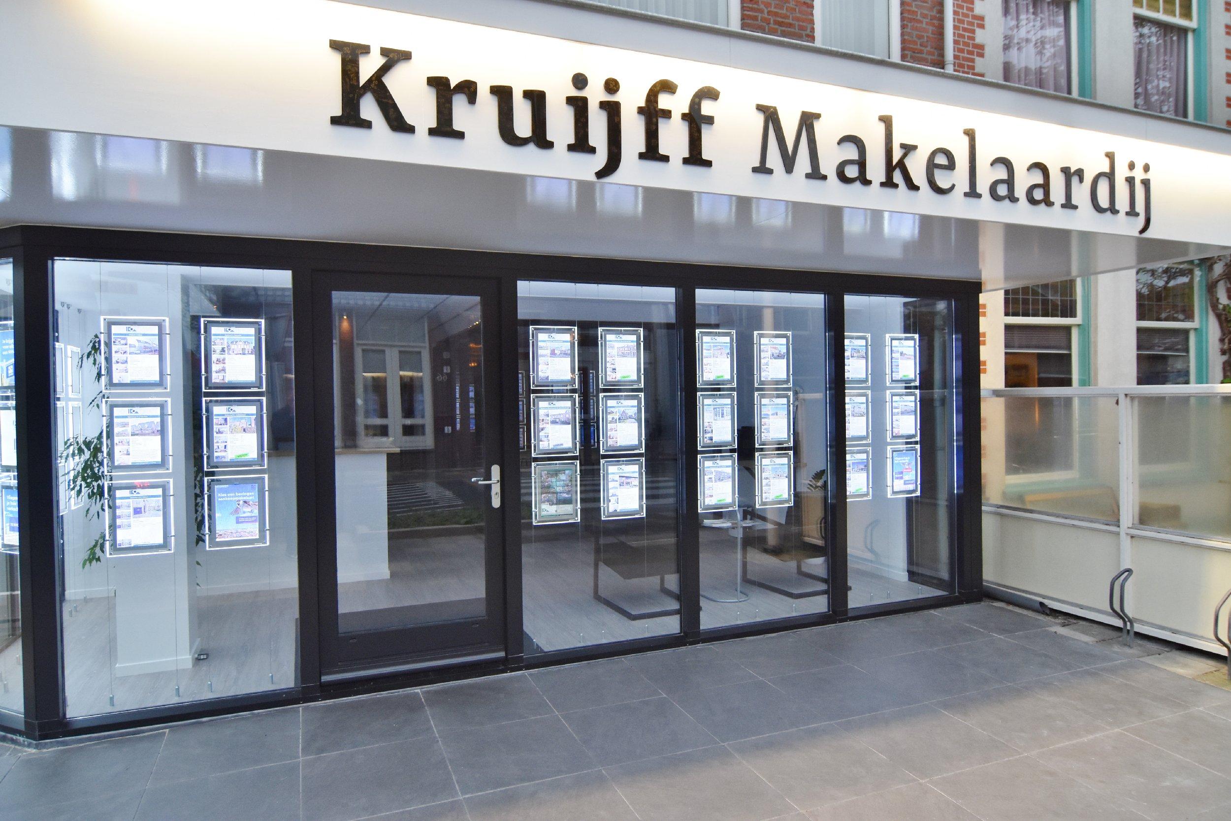 Kantoor Vestiging Kruijff Makelaardij v.o.f