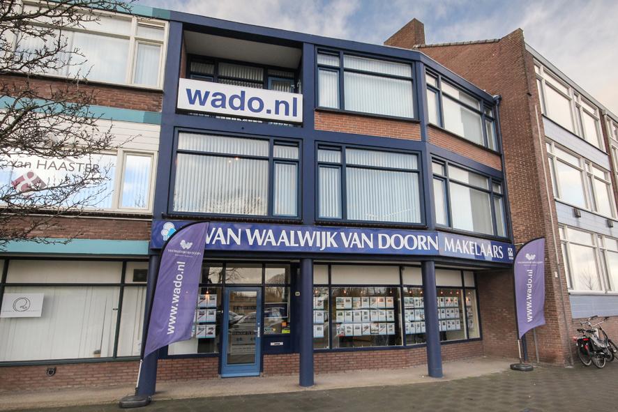 Kantoor Vestiging Van Waalwijk van Doorn Makelaars-Taxateurs IJmuiden