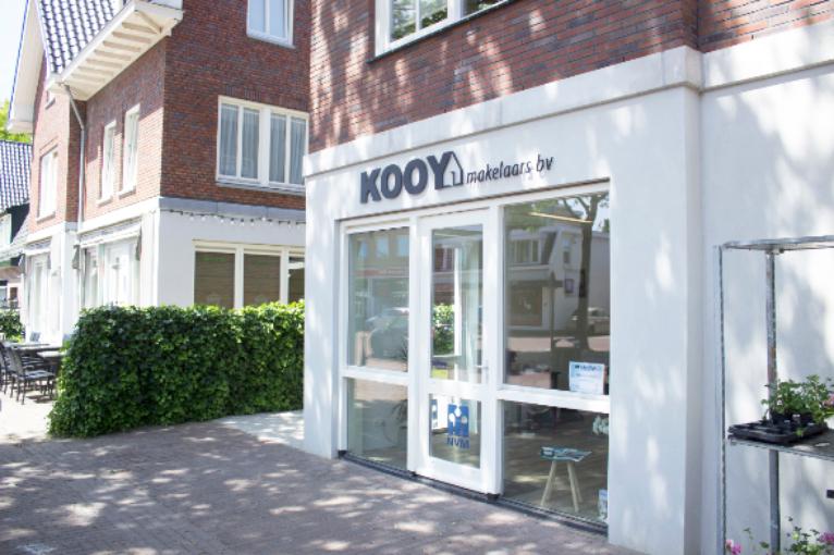Kantoor Vestiging Kooy Makelaars Soesterberg B.V.
