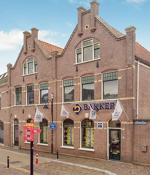 Kantoor Vestiging SC Bakker Makelaardij o/z BV