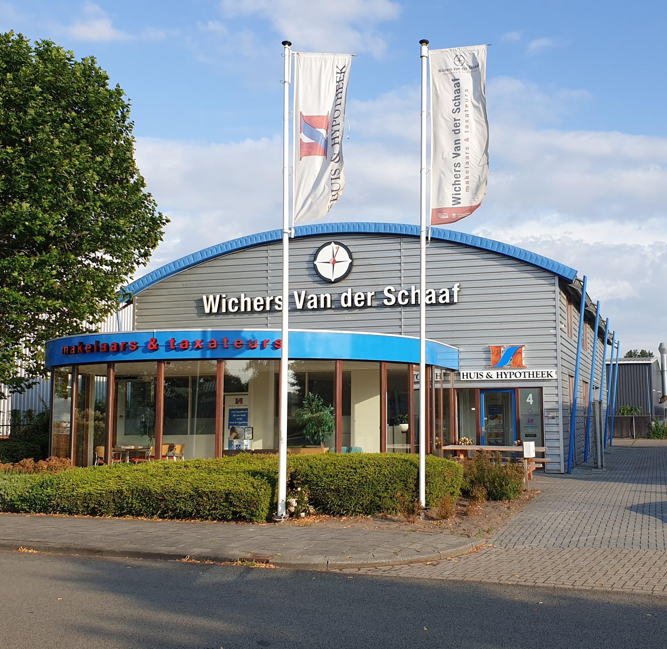 Kantoor Vestiging Wichers Van der Schaaf Makelaars & Taxateurs