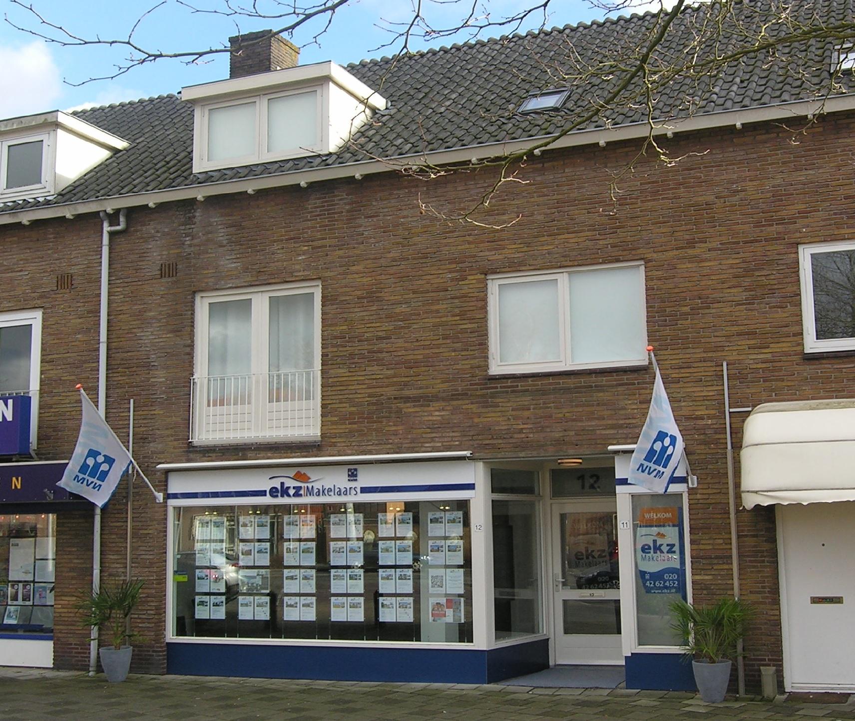 Kantoor Vestiging EKZ | Makelaars Amstelveen