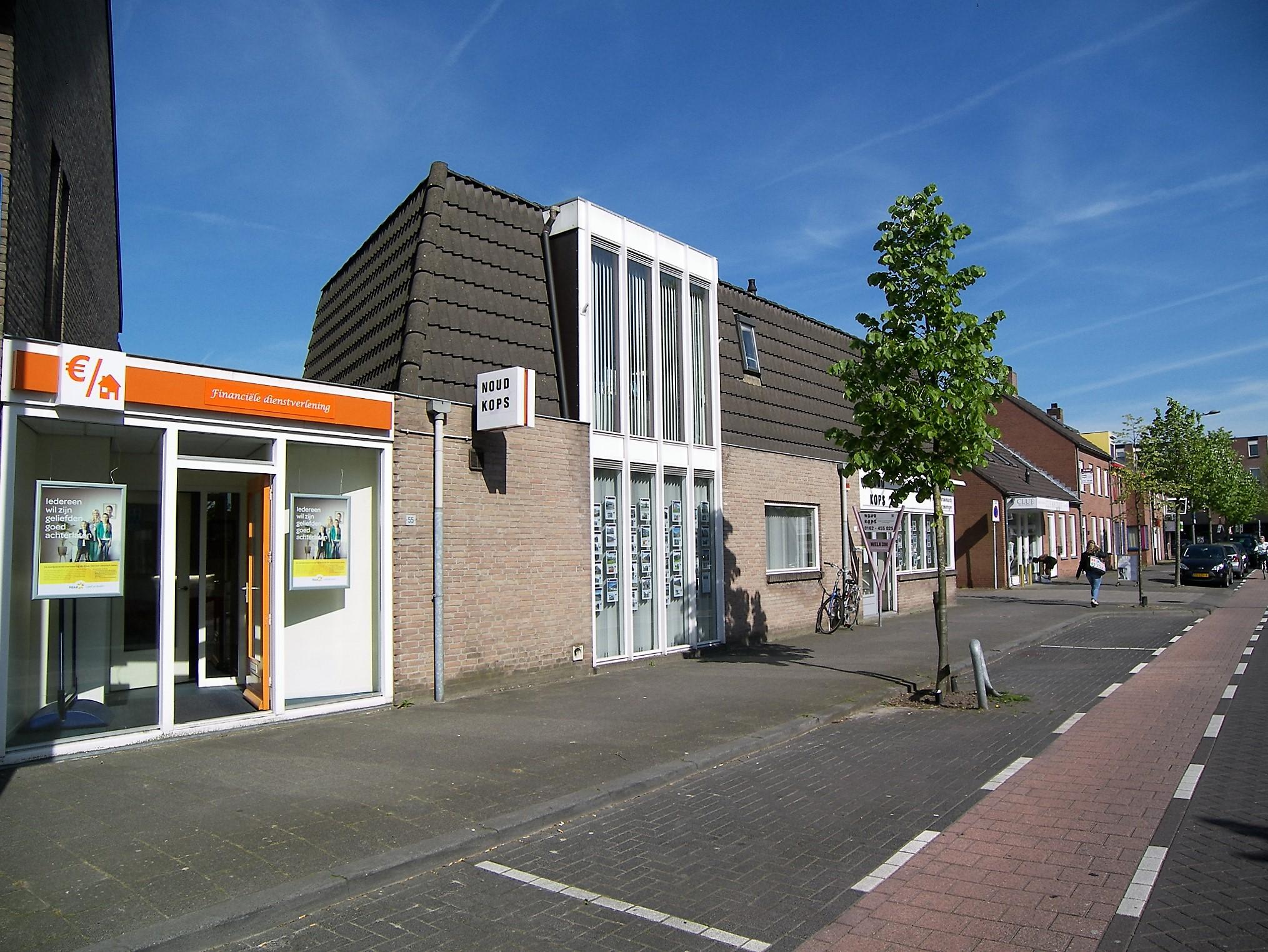 Kantoor Vestiging Noud Kops Makelaardij en Verzekeringen