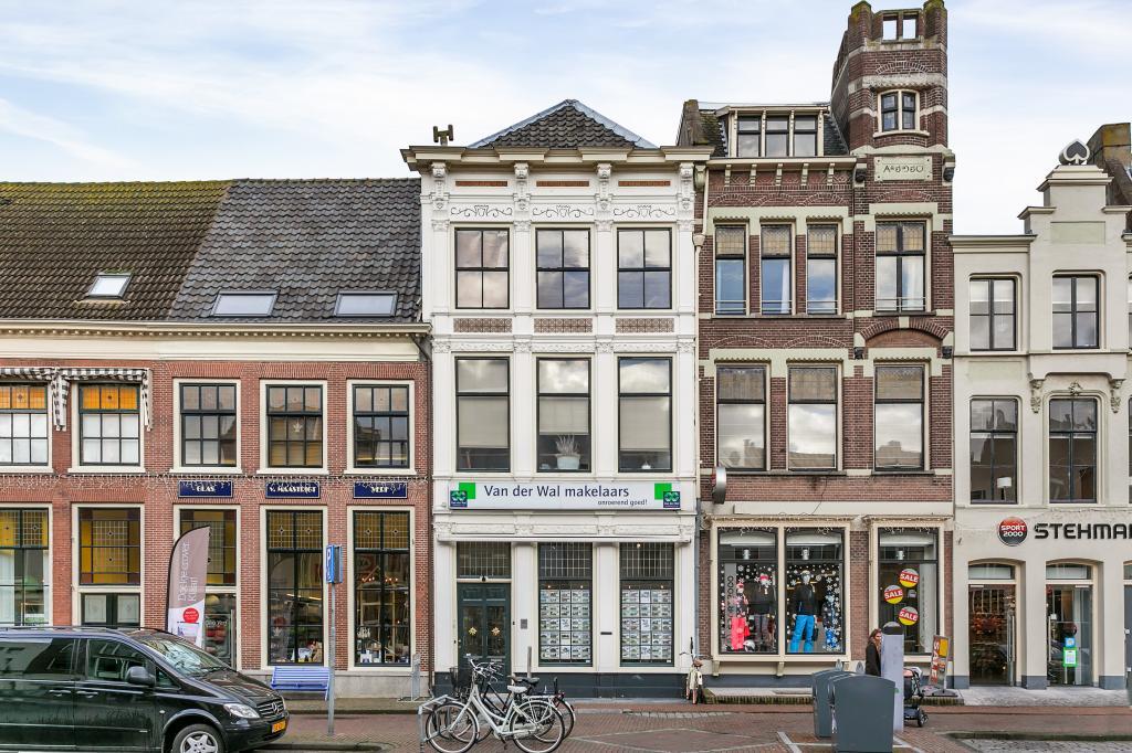 Kantoor Vestiging Van der Wal Makelaars o.g