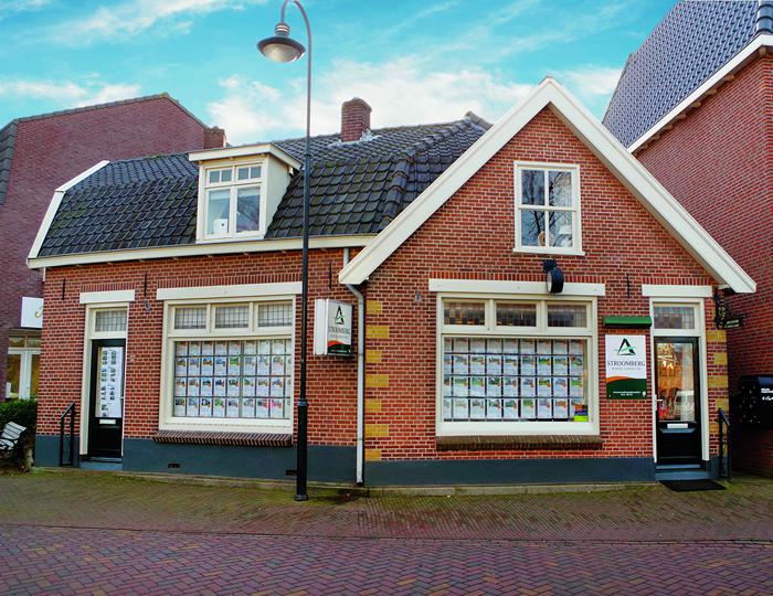 Kantoor Vestiging Stroomberg Makelaardij o.g. b.v.