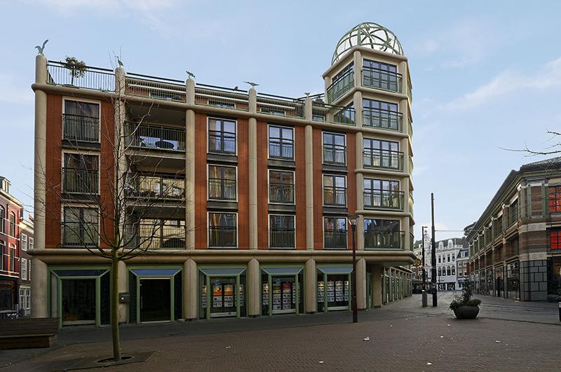 Kantoor Vestiging Borgdorff Makelaars Den Haag B.V.