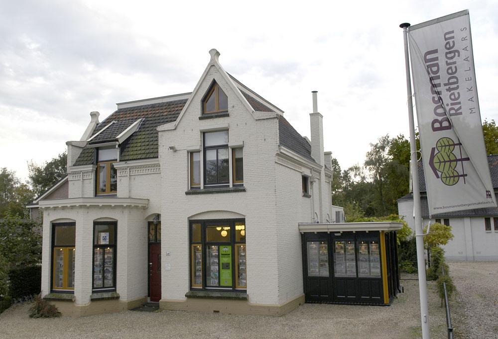 Kantoor Vestiging Bosman Rietbergen Makelaars