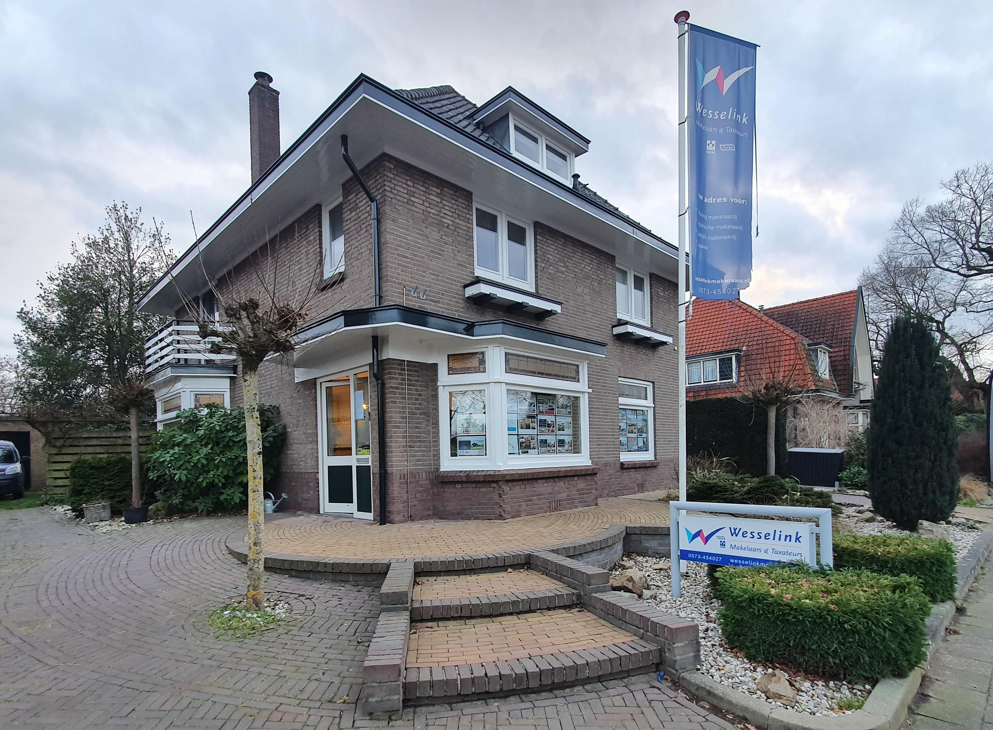 Kantoor Vestiging Wesselink Makelaars & Taxateurs
