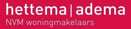 logo hettema|adema NVM woningmakelaars