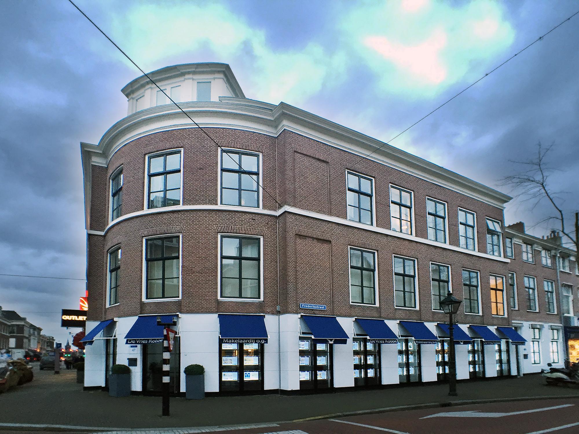 Kantoor Vestiging De Vries Robbé Makelaardij o.g. B.V.