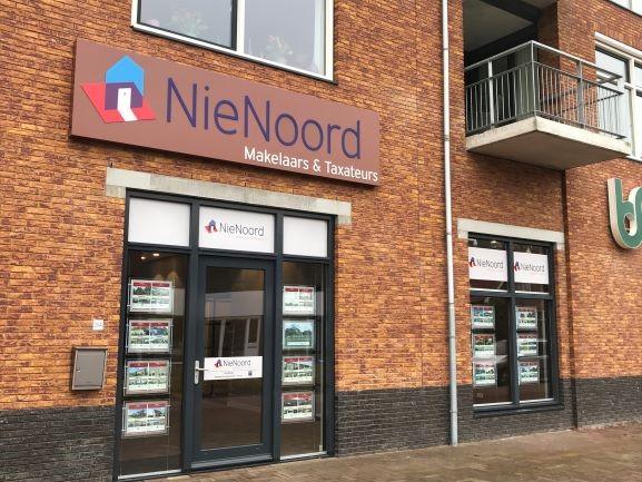 Kantoor Vestiging NieNoord Makelaars & Taxateurs BV