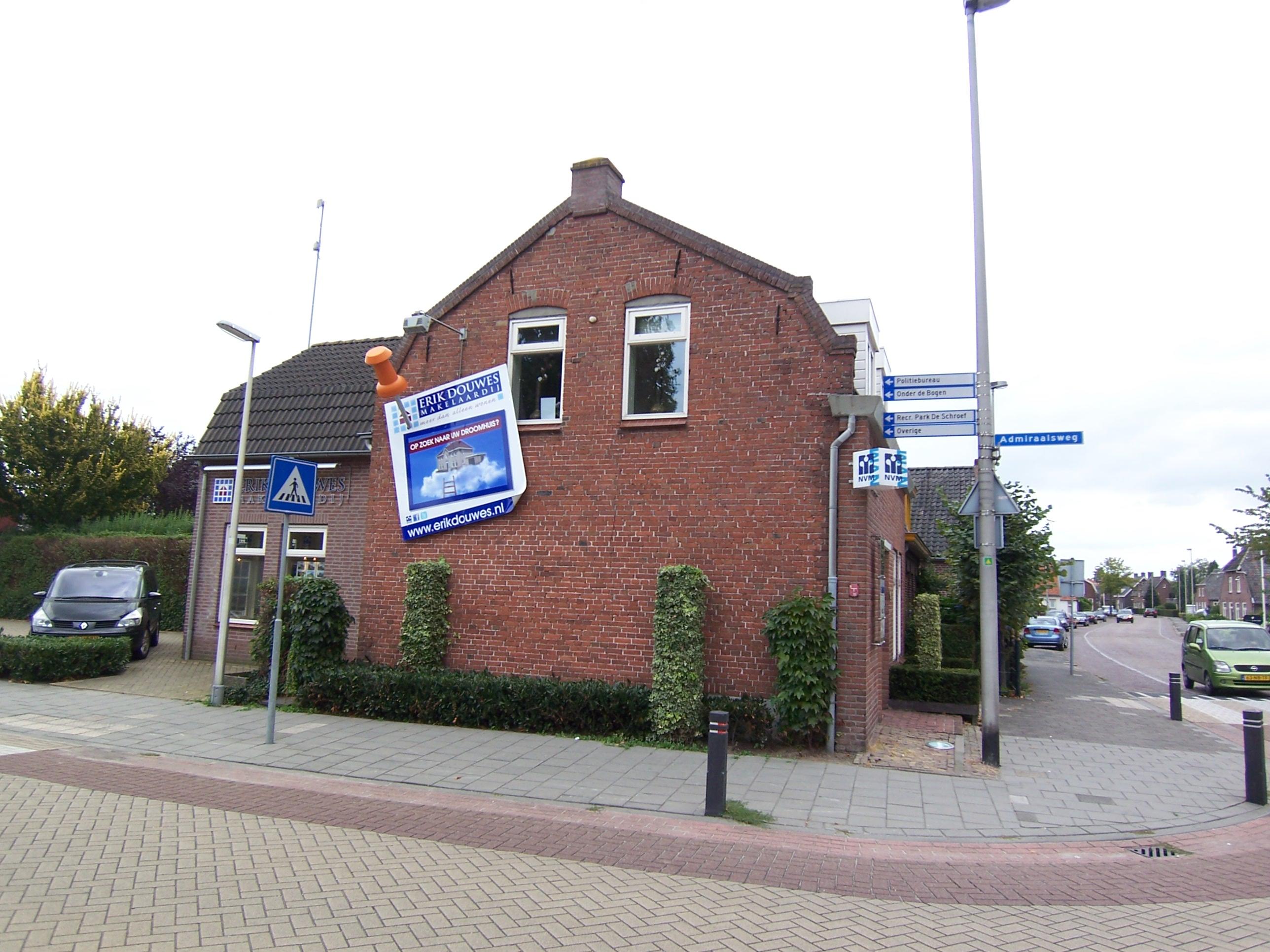 Kantoor Vestiging Erik Douwes Makelaardij