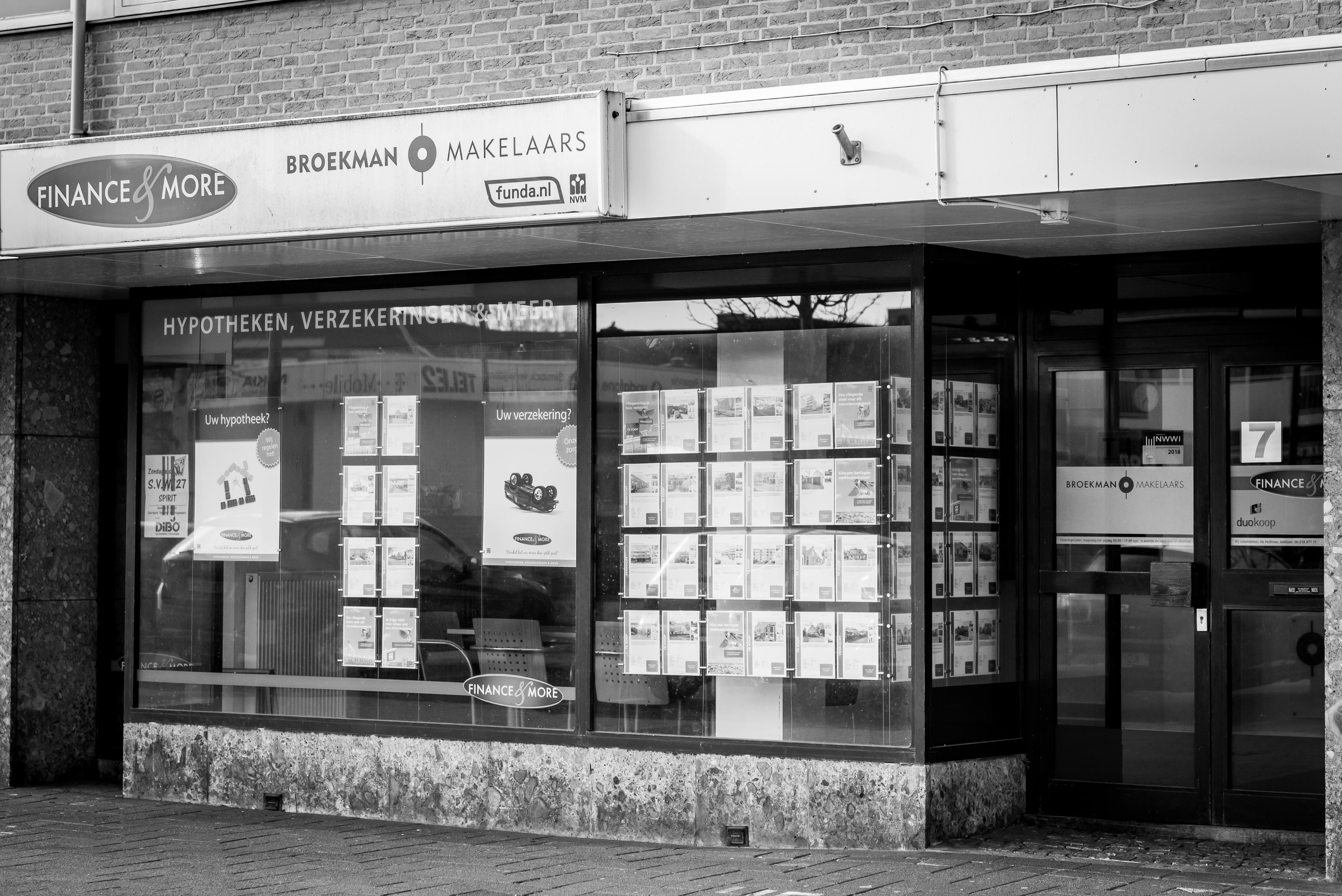 Kantoor Vestiging Broekman Makelaars Heerhugowaard
