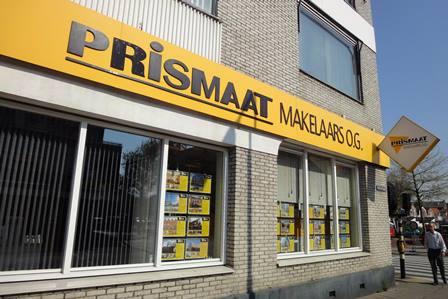 Kantoor Vestiging Prismaat Makelaars O.G. Heemskerk B.V.