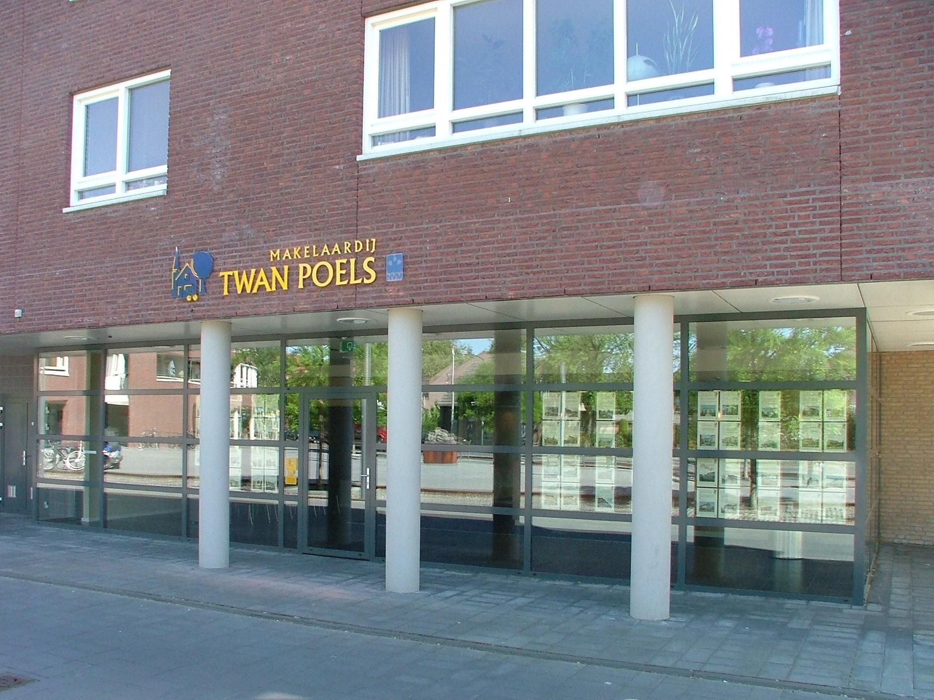 Kantoor Vestiging Makelaardij Twan Poels