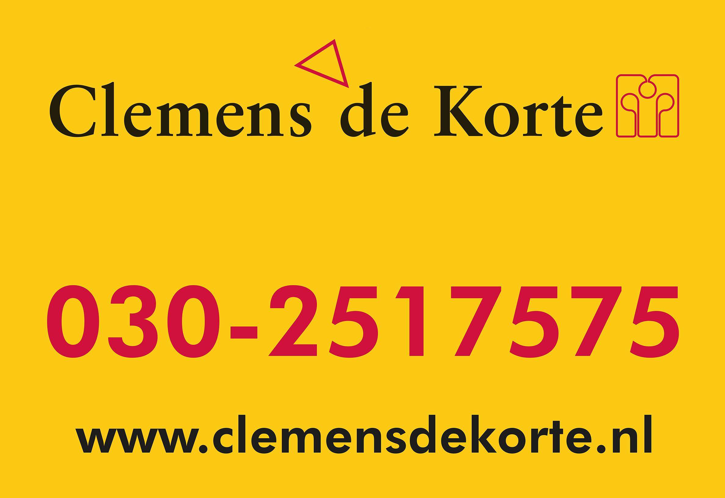 Kantoor Vestiging Clemens de Korte makelaardij - taxaties o.g.