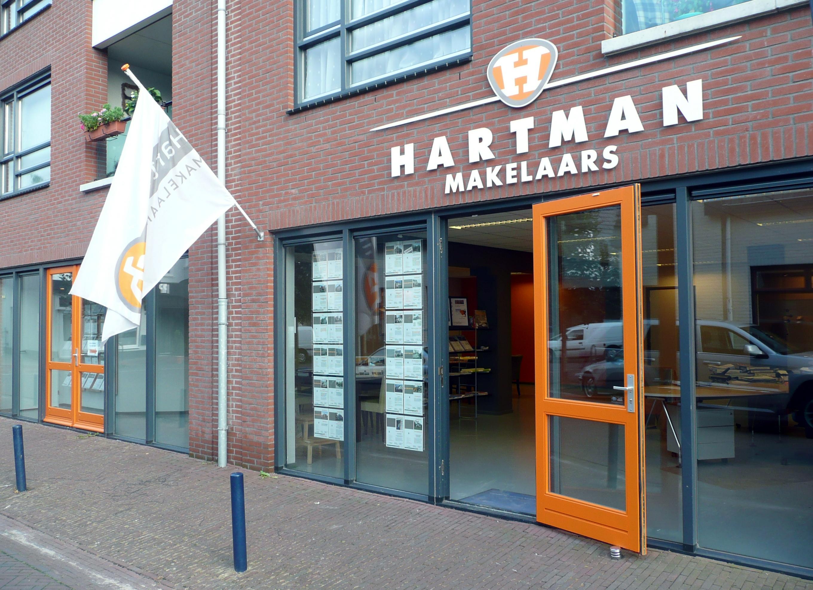 Kantoor Vestiging Hartman Makelaars BV