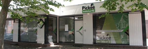 Kantoor Vestiging Pickée Makelaardij