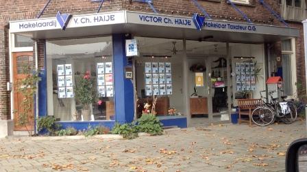Kantoor Vestiging Victor Ch. Haije  - Makelaardij o.g.