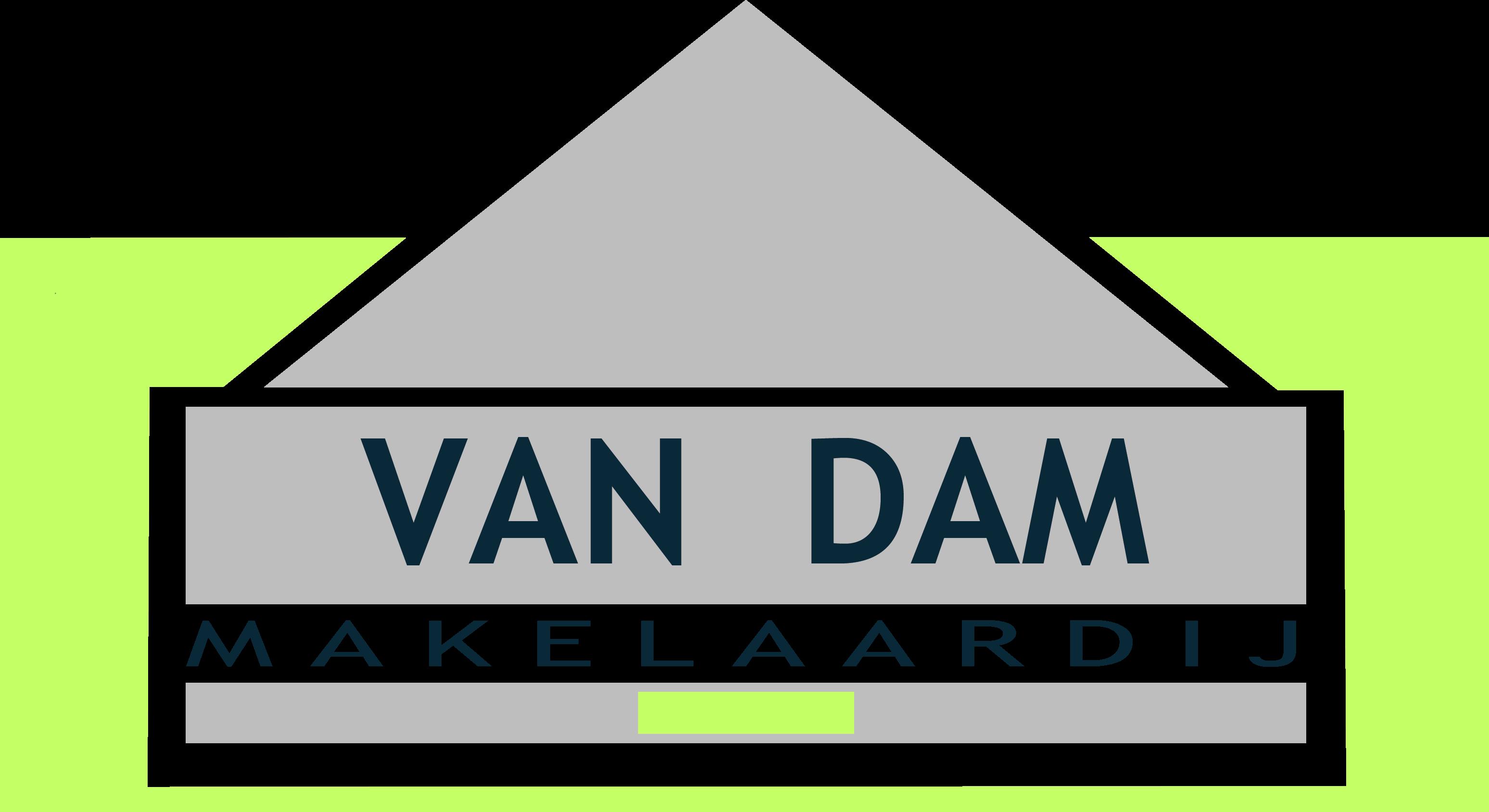 logo Van Dam Makelaardij