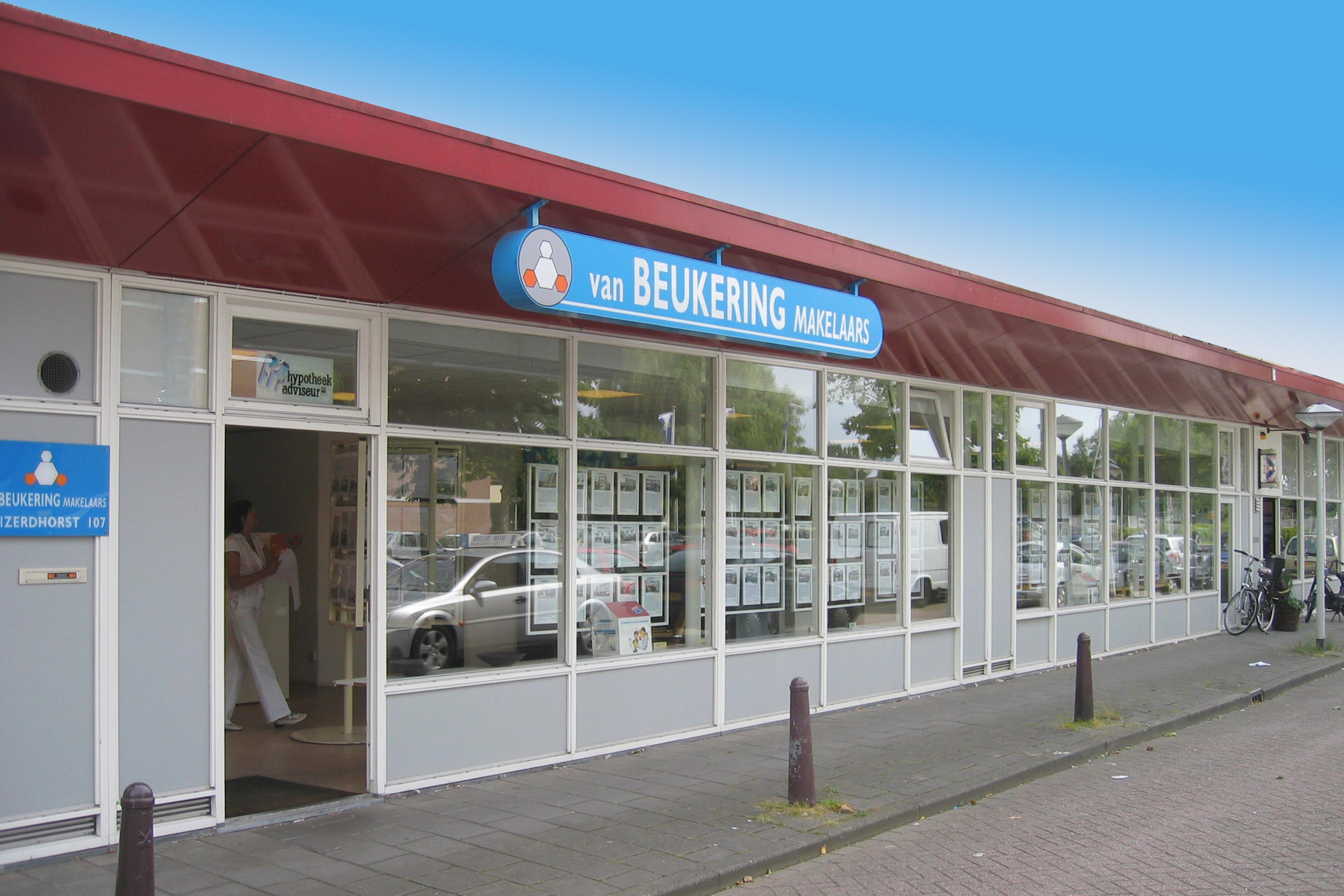 Kantoor Vestiging Van Beukering Makelaars Leiden