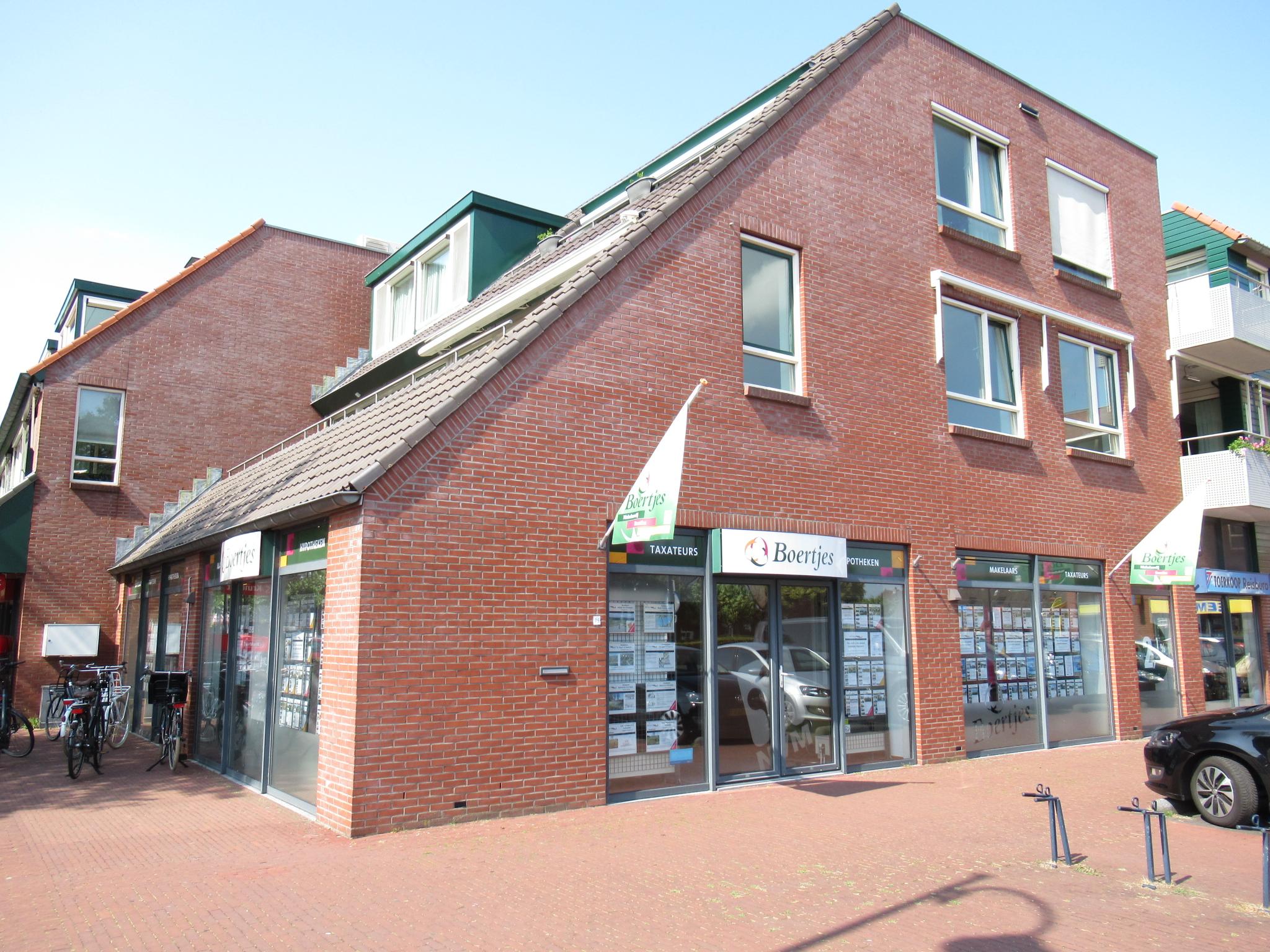 Kantoor Vestiging Boertjes Makelaardij Staphorst