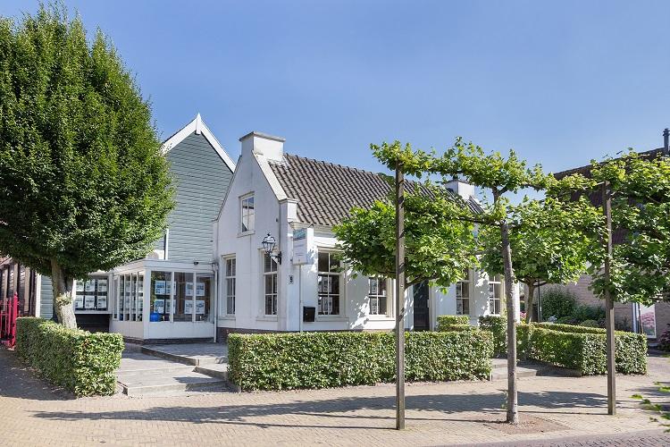 Kantoor Vestiging Van der Panne woning- & bedrijfsmakelaardij