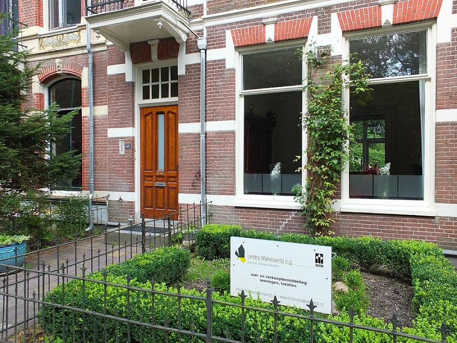 Kantoor Vestiging Linstra Makelaardij o.g.