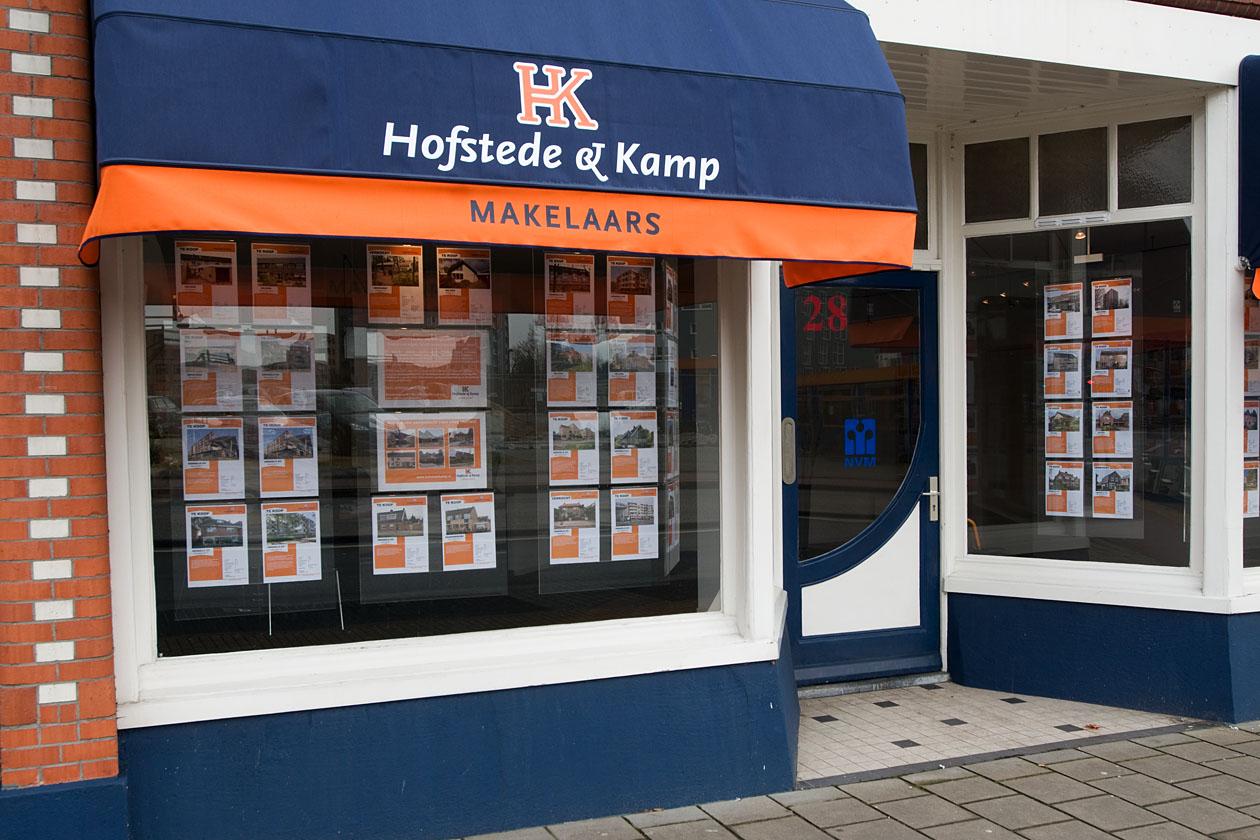 Kantoor Vestiging Hofstede & Kamp Makelaars Hengelo