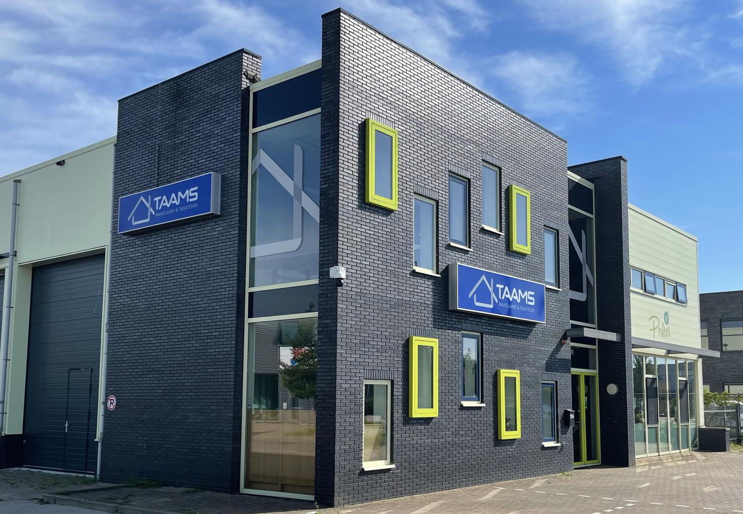 Kantoor Vestiging Taams Makelaars & Taxateurs