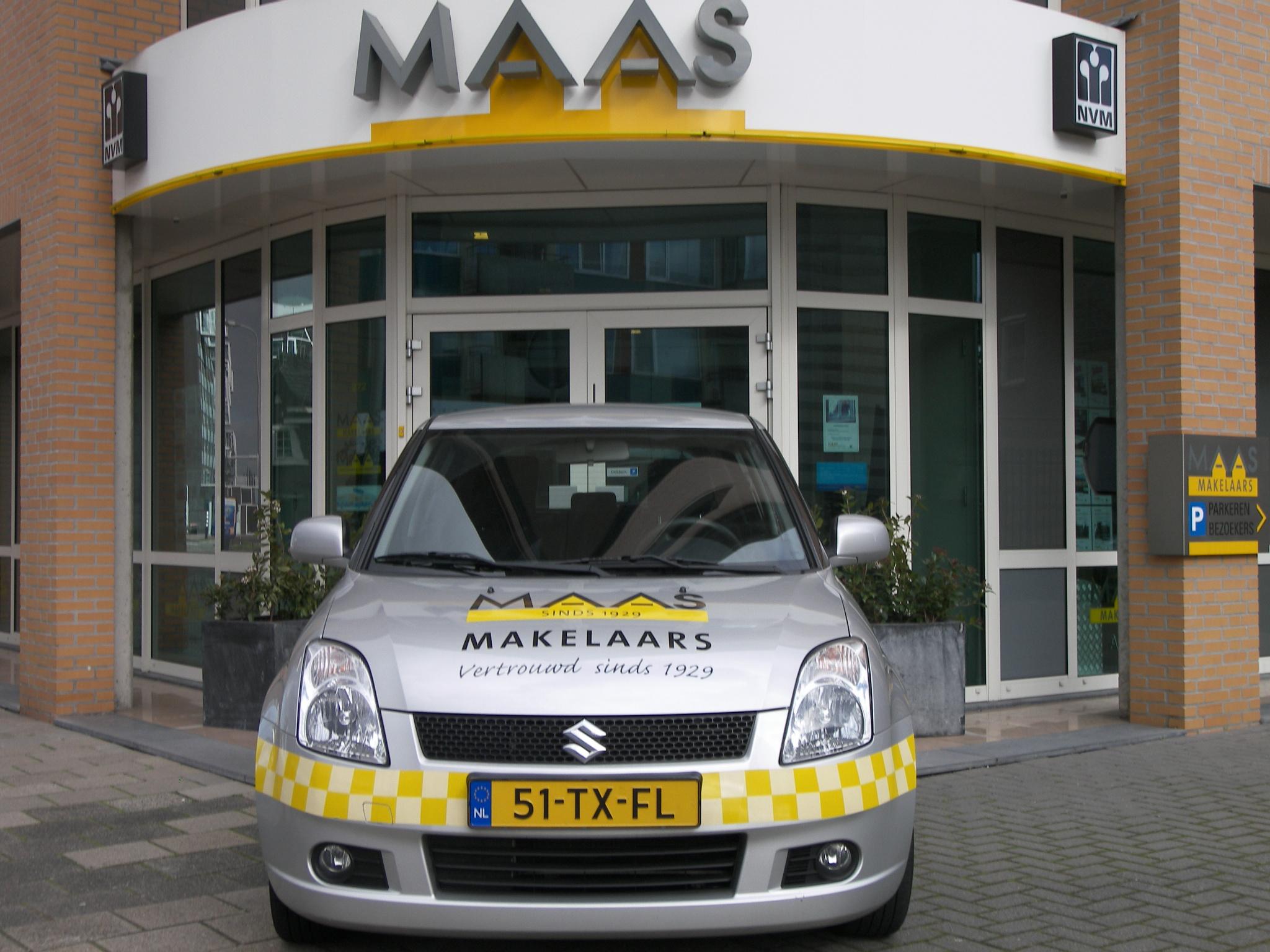 Kantoor Vestiging Maas Makelaars