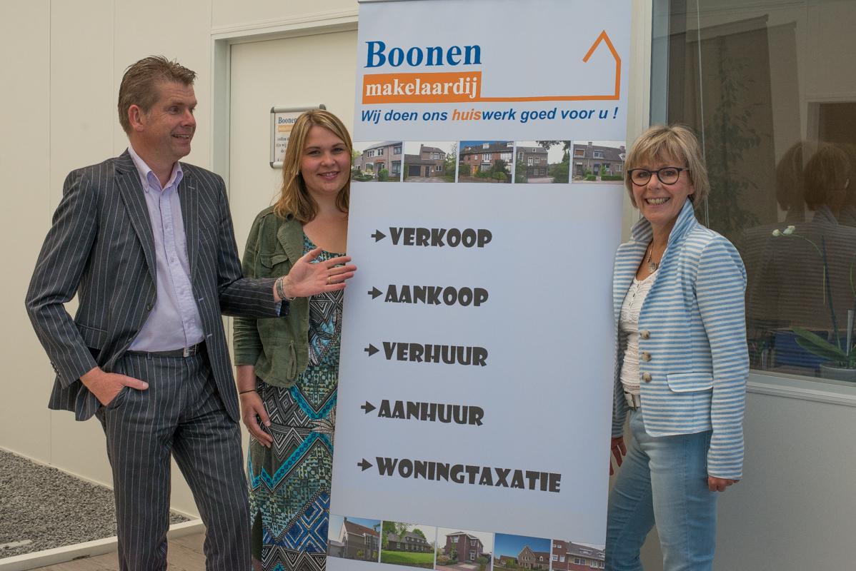Kantoor Vestiging Boonen Makelaardij Venlo