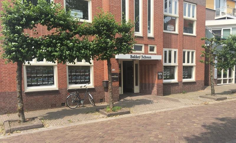 Kantoor Vestiging Bakker Schoon Makelaardij