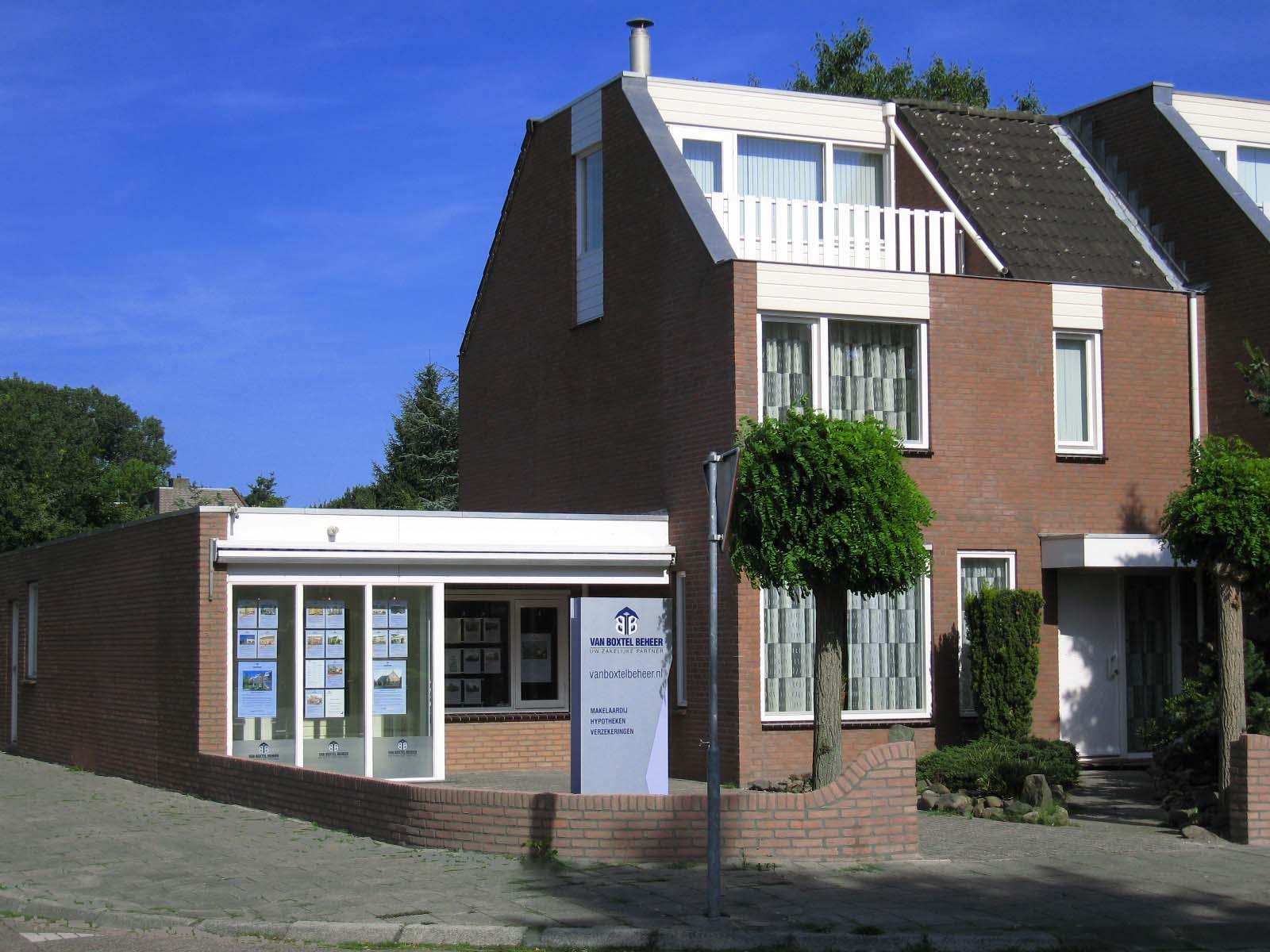 Kantoor Vestiging Van Boxtel Beheer BV