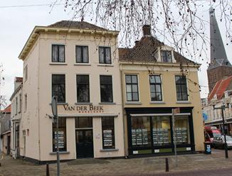 Kantoor Vestiging Van der Beek Makelaars