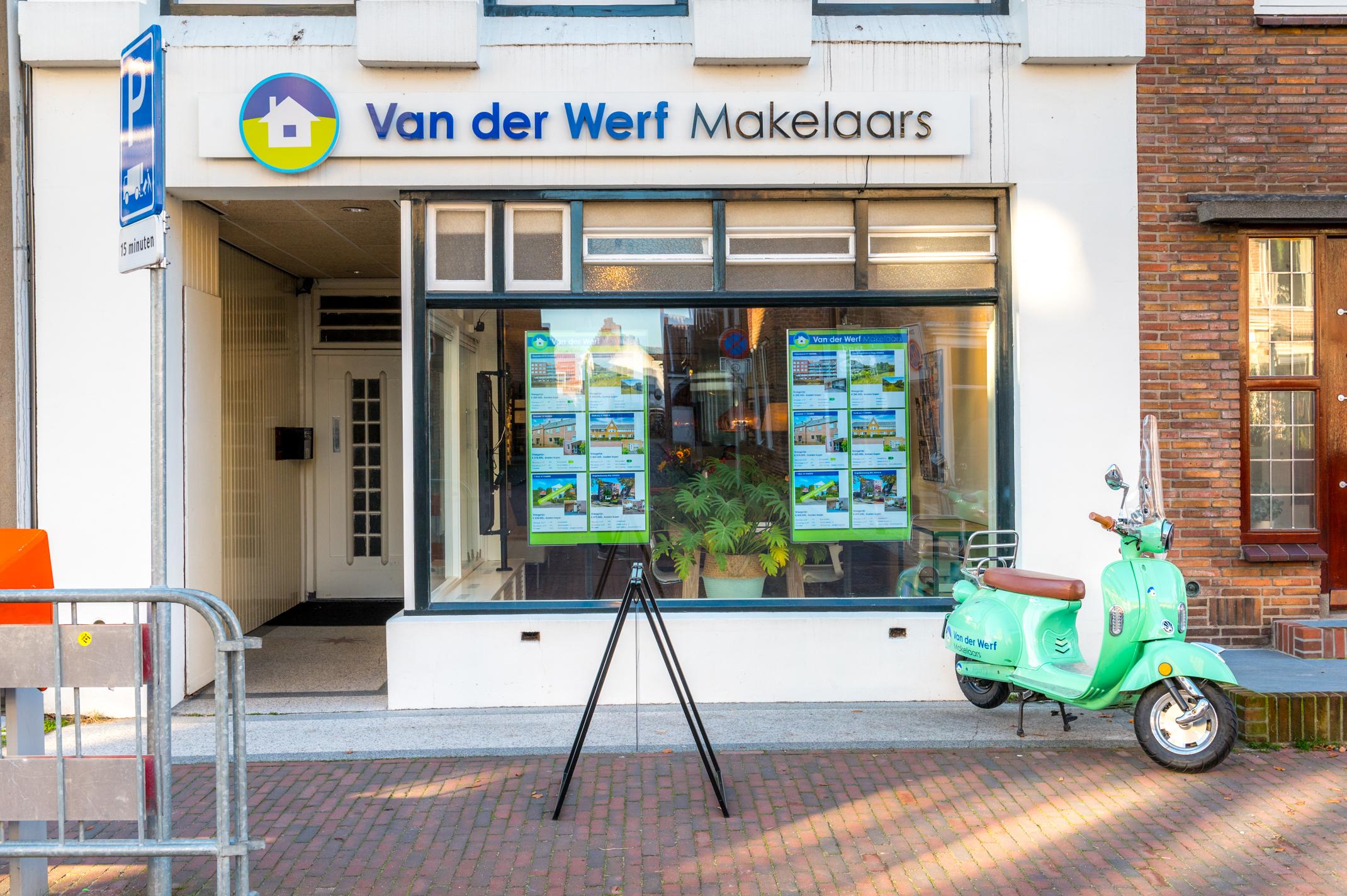Kantoor Vestiging Van der Werf Makelaars