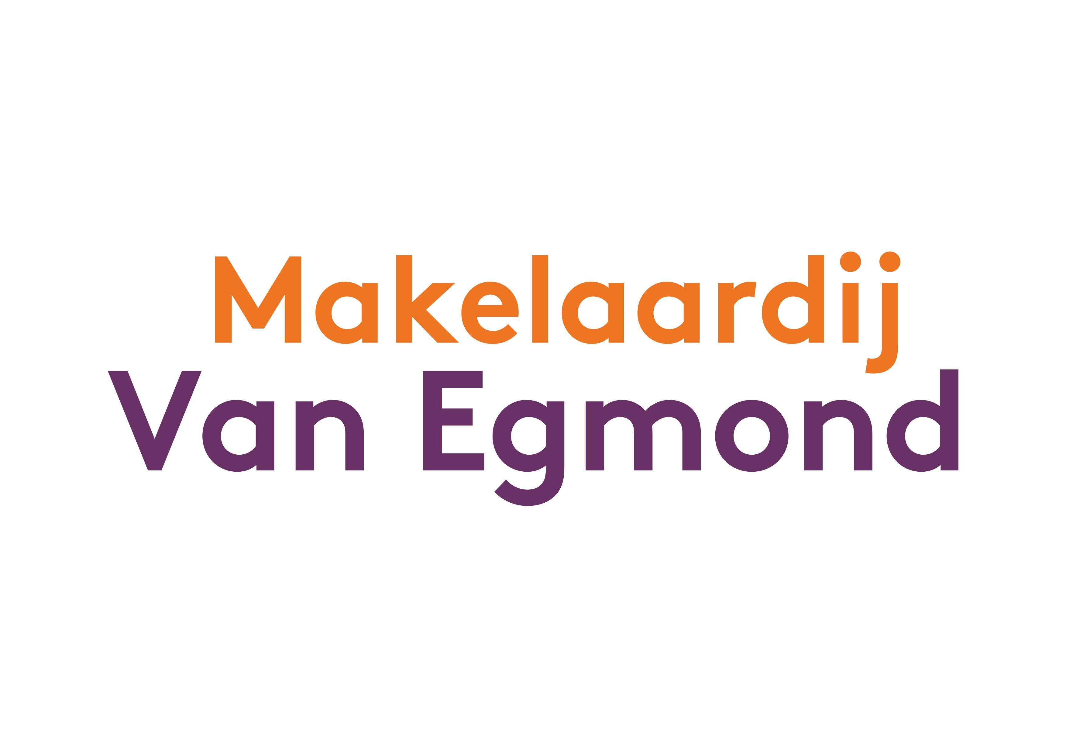 logo Van Egmond Makelaardij B.V.